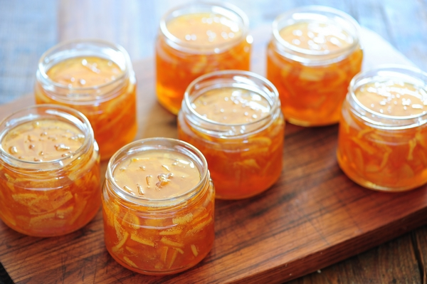 Melmelada de taronja i mandarina