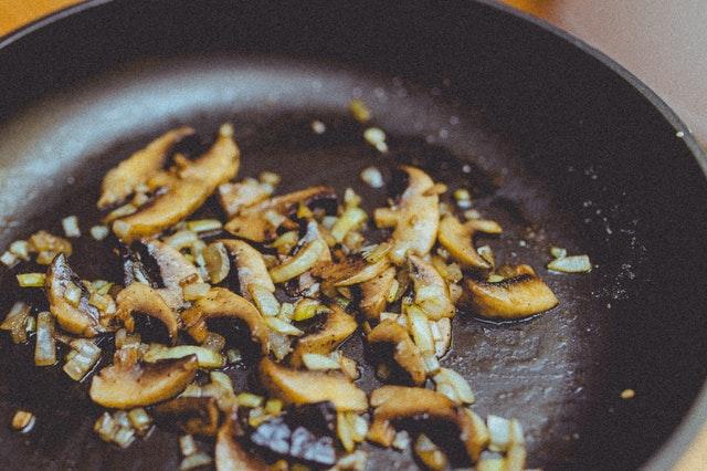 recepta de bolets per a menjadors escolars