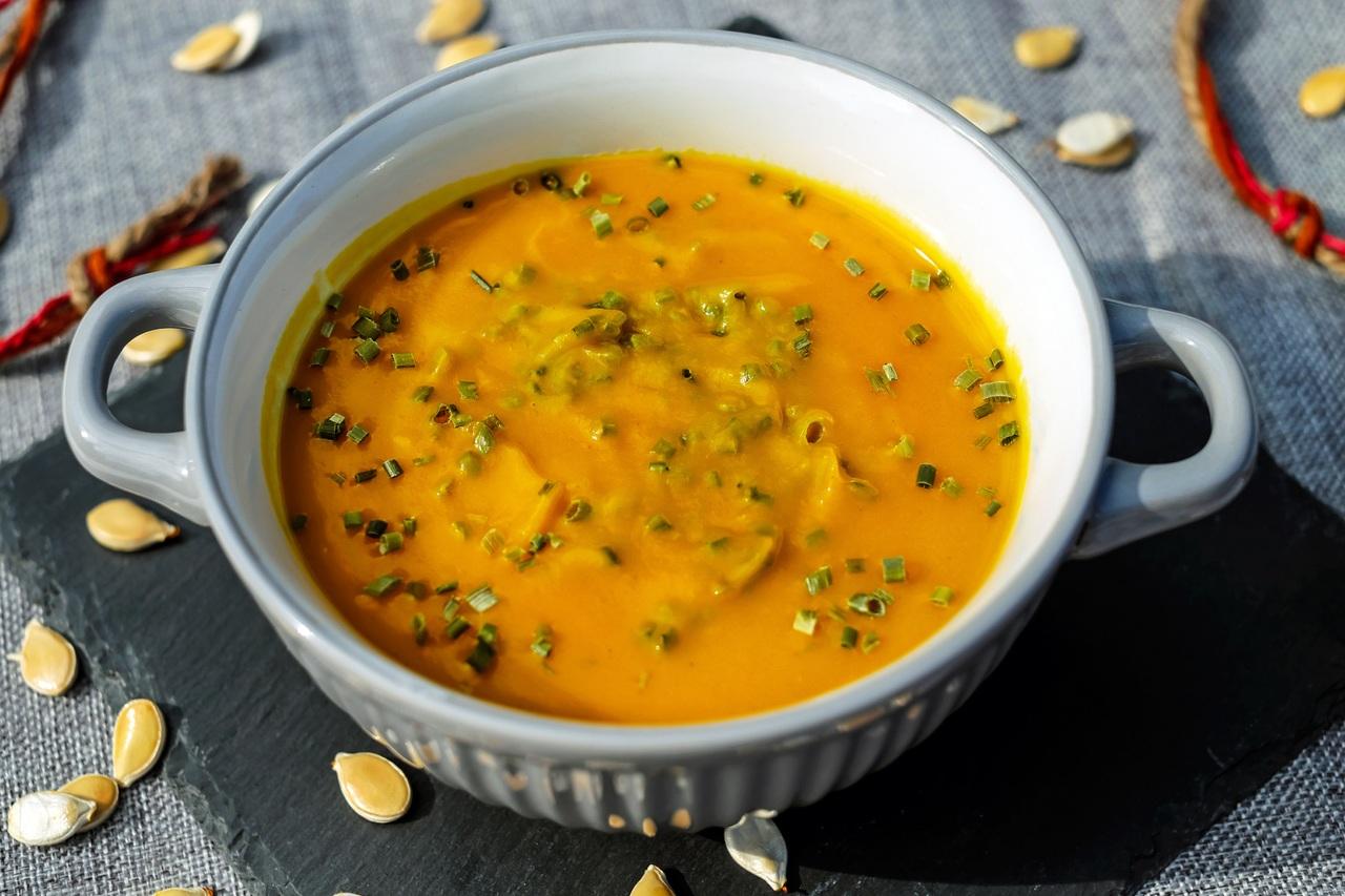 recepta de sopa de carabassa