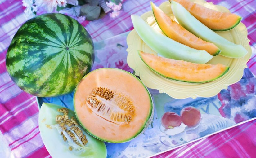 melons en catering a barcelona
