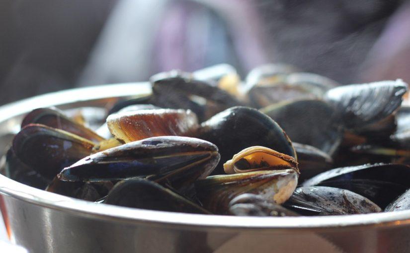 Mariscs: gastronomia amb vista a la mar