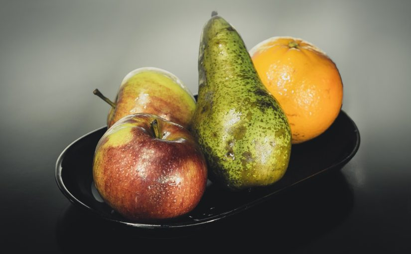 A l'hivern també mengem fruites!